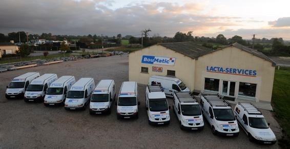 plomberie des exploitations à Montmartin-en-Graignes | Lacta Services